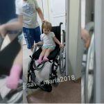 Времени еще меньше: на лечение маленькой Маши из Барнаула нужно 170 млн рублей
