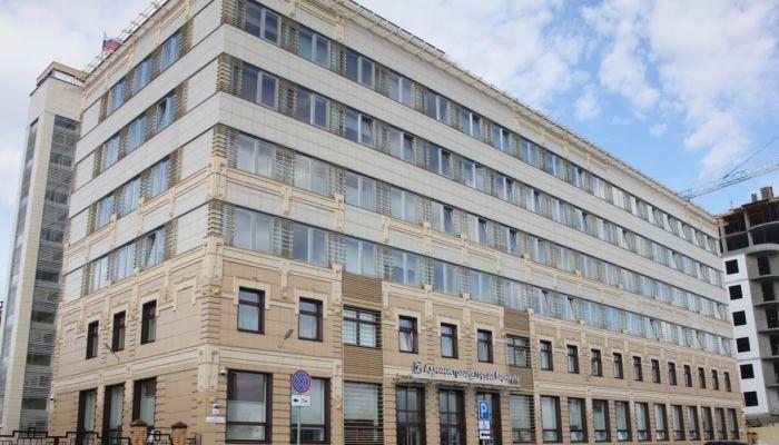 Надпись Барнаул орденоносный разместят на здании администрации города
