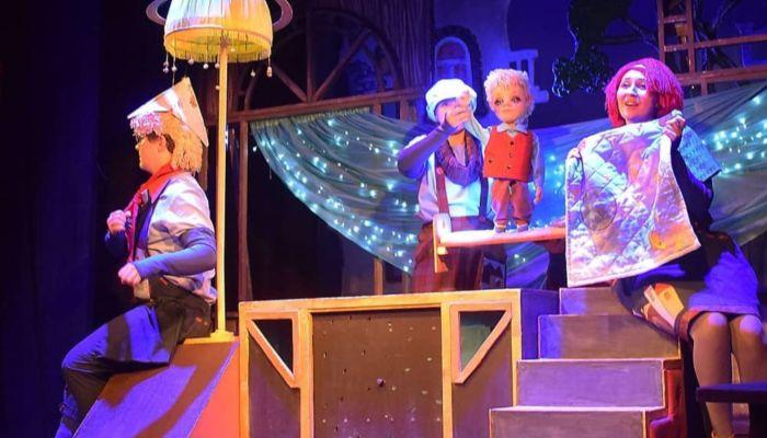 Кукольный театр Барнаула готовит постановку-провокацию о лихих 90-х