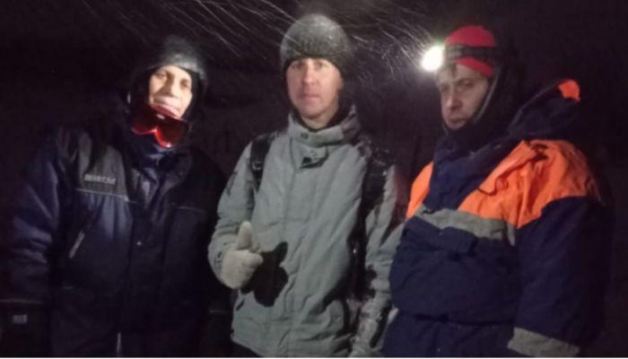 Пропавшего под Барнаулом мужчину нашли в заброшенном доме