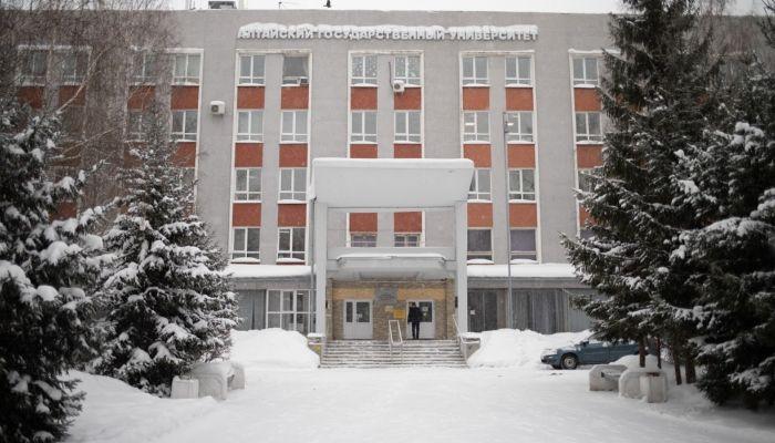 При каких условиях АлтГУ сможет построить новый корпус в сквере Барнаула