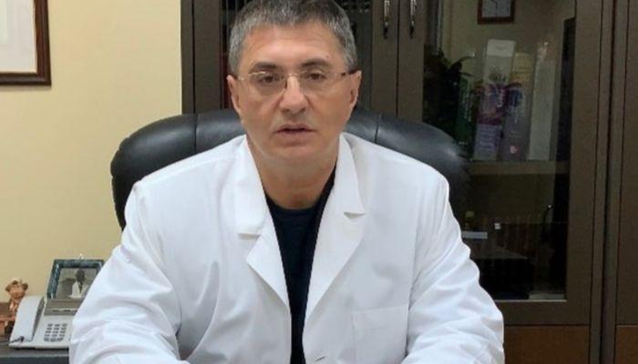 Доктор Мясников призвал заболевших бегать и съедать полкило овощей
