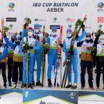 Алтайский биатлонист Даниил Серохвостов стучится в основную сборную России