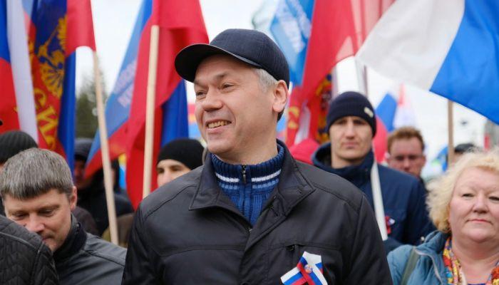 До Пекина задом ползком: глава Новосибирской области раскритиковал Навального