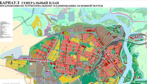 Строительство жилья к 2030 году сосредоточится около ТРЦ Арена в Барнауле
