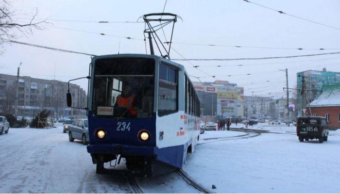 Трамвайный тариф в Бийске подорожал на восемь рублей за 10 месяцев