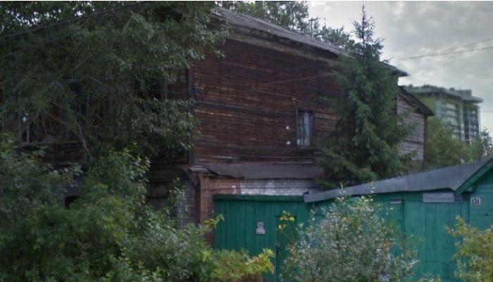 В Барнауле расселяют еще один 100-летний жилой дом