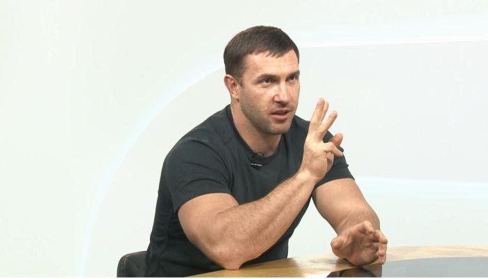 Александр Барбашин о тренировках, ЗОЖ и проекте Сибирская трансформация