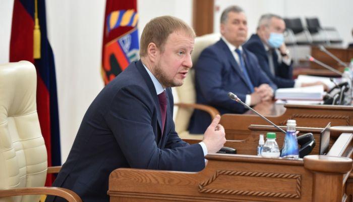 Томенко мягко призвал депутатов работать корректно в эмоциональный год выборов