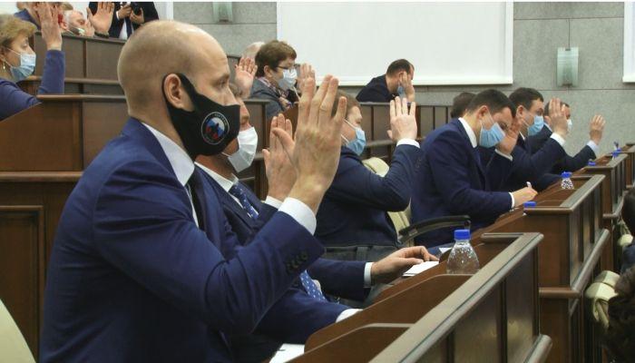 Чиновники высказали замечания по новым правилам благоустройства Барнаула
