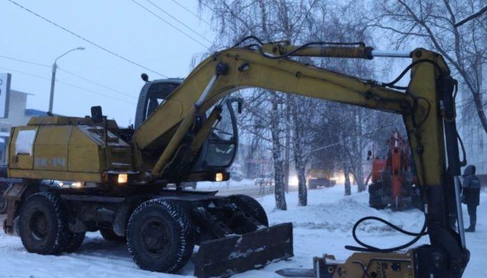 Девять многоэтажек в Барнауле остались без воды из-за коммунальной аварии