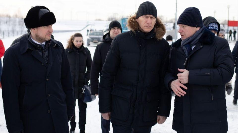 Как визит Олега Матыцина скажется на развитии спорта в Алтайском крае