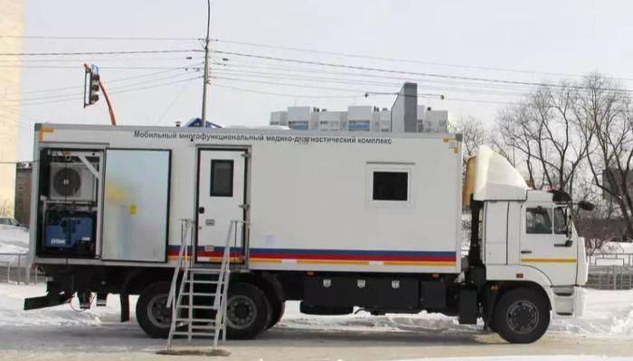 Где и как в Барнауле работают мобильные пункты для вакцинации от ковид