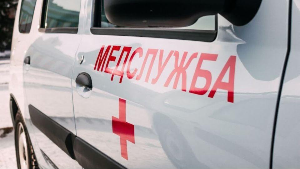 """В Барнауле водитель """"Газели"""" вышел из машины и умер на снегу"""