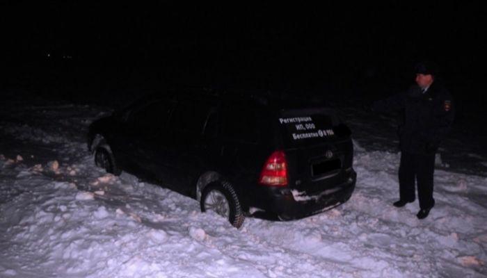 В Барнауле мужчина напал на беременную и угнал ее автомобиль