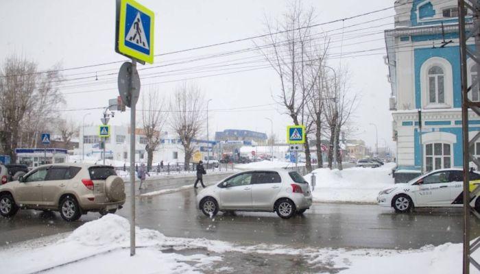 Барнаульских водителей предупреждают об опасности на дорогах из-за непогоды