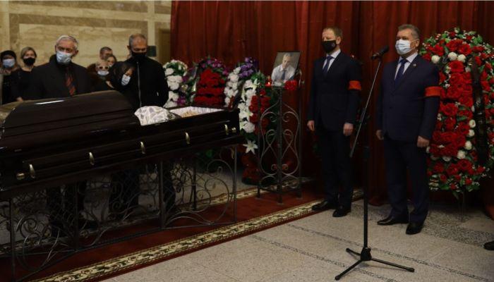 Слышали бы вы его голос: что говорили на панихиде в память о Назарчуке