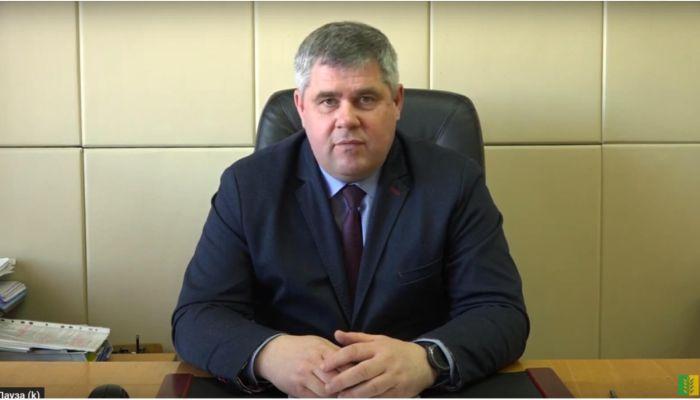 Суд признал незаконной отставку Горбунова с поста мэра Славгорода