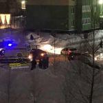 Автомобиль сбил ребенка возле новой школы Барнаула