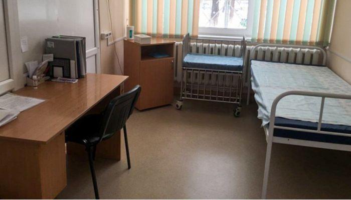 В детской поликлинике №9 Барнаула открыли дневной стационар