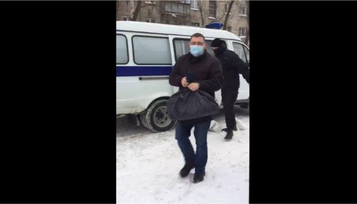 СК раскрыл, в чем обвиняют экс-главу Октябрьского района Барнаула