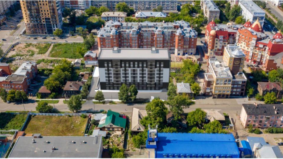 Первый блин вдребезги: градосовет разнёс проект элитного дома в центре Барнаула