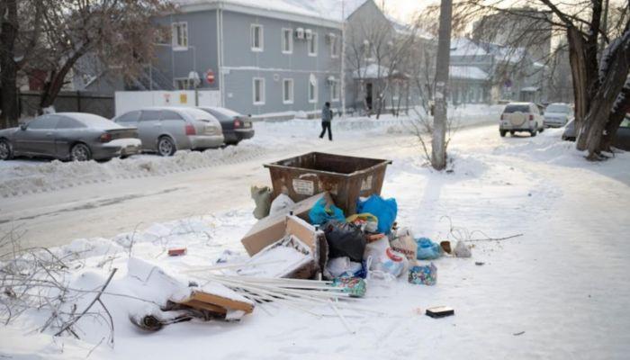 На Алтае изменят нормативы на вывоз мусора и выберут новых регоператоров