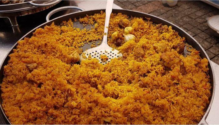 Шеф-повар рассказал о рецепте настоящего кавказского плова