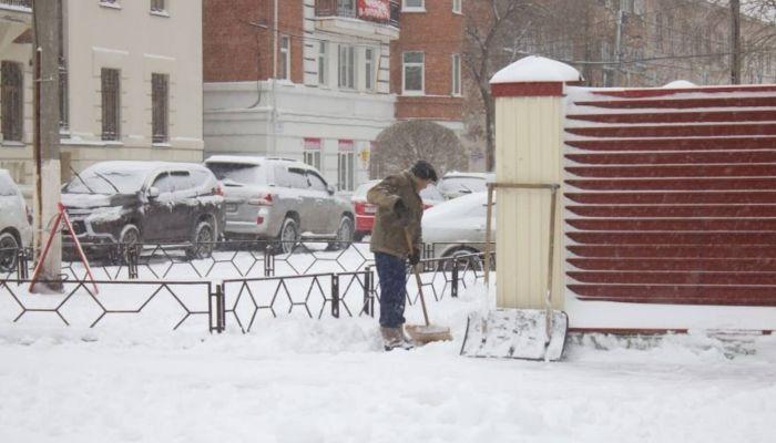 Прокуратура заинтересовалась уборкой снега в Бийске после протеста водителей