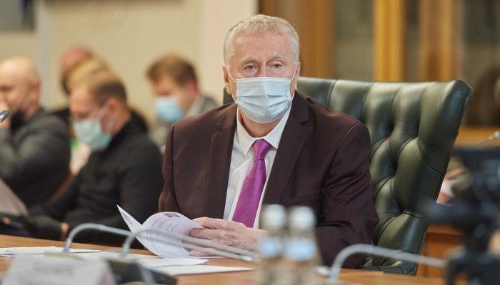 Жириновский рассказал, кто сменит Путина на посту президента России