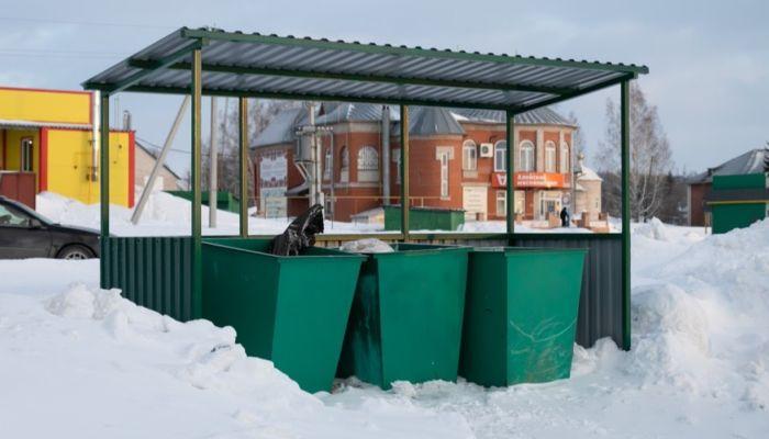 В Косихе выделили беспрецедентную сумму на контейнерные площадки