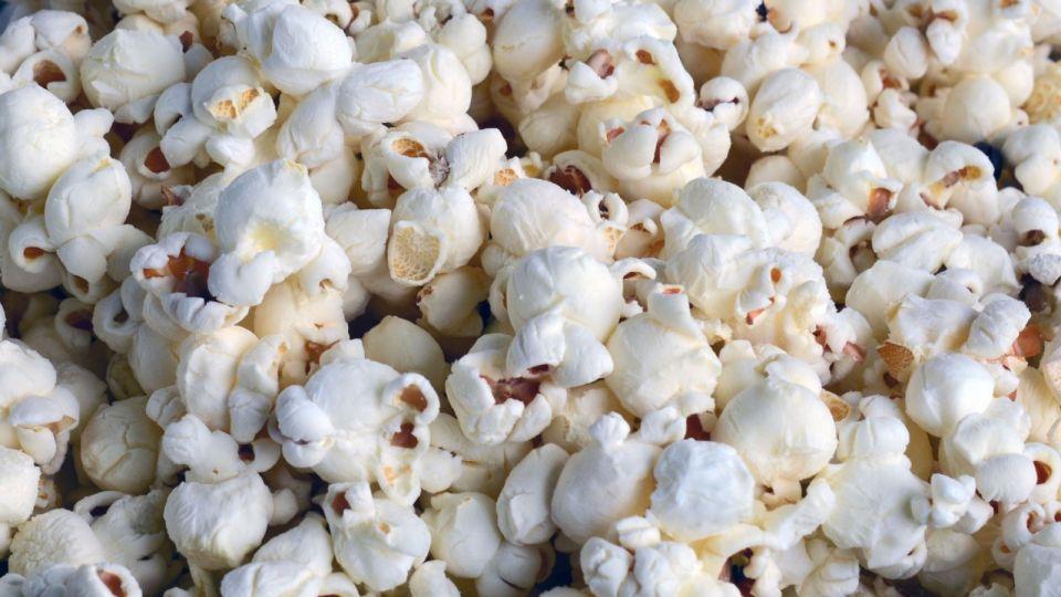 Попкорн. Кино