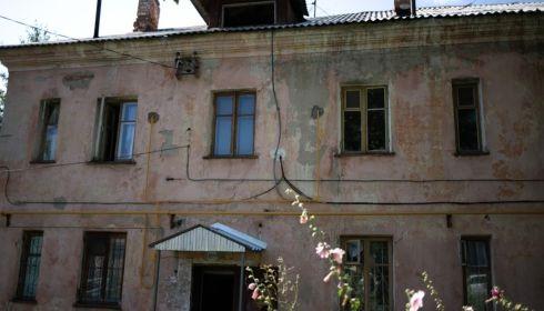 Более десятка аварийных домов снесут в этом году в Барнауле