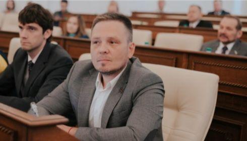 Просто Мария: экс-депутат АКЗС Андрей Волков женился в колонии