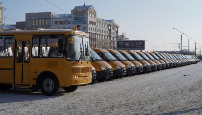 Школьные автобусы предлагают выпустить на регулярные маршруты на Алтае