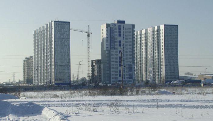 Барнаул продолжат застраивать высотными домами