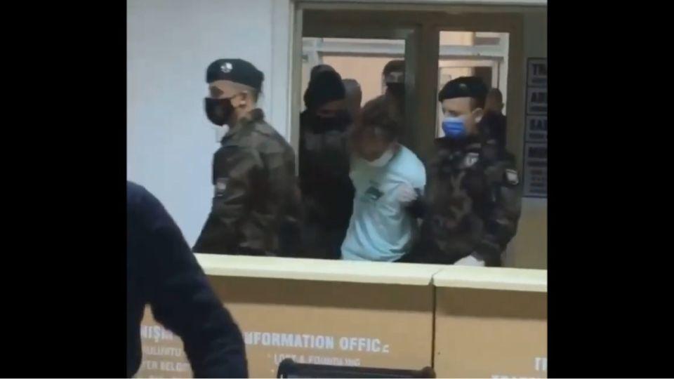 "Задержан сбежавший из тюрьмы Кипра ""улыбчивый маньяк"" Сатлаев"