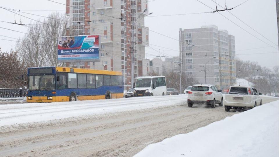 Эксперты определили, где в Барнауле нужно выделить полосы для транспорта