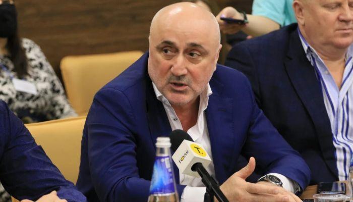 Нодар Шония рассказал, что происходит на Барнаульском сереброплавильном заводе