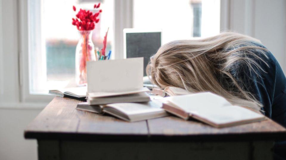 Работа. Усталость