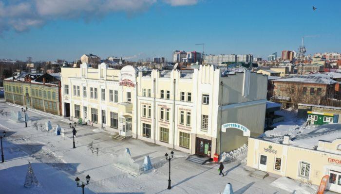 Барнаульский предприниматель Князев продает кинотеатр и историческую гостиницу