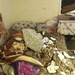 Меня бы прибило: жильцы дома чудом остались в живых после обрушения потолка