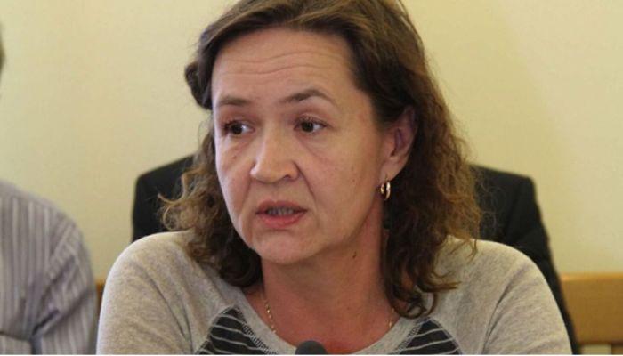 Елена Зинкова покинула пост главы Алтайкрайимущества
