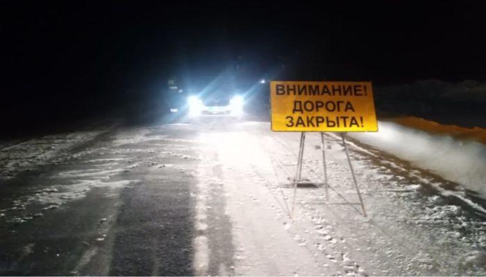 Автомобилистов предупредили об ограничениях на трассах Алтайского края
