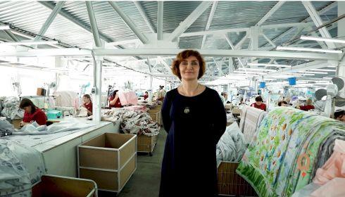Алтайский предприниматель Галина Шишлакова о том, как гореть своим делом