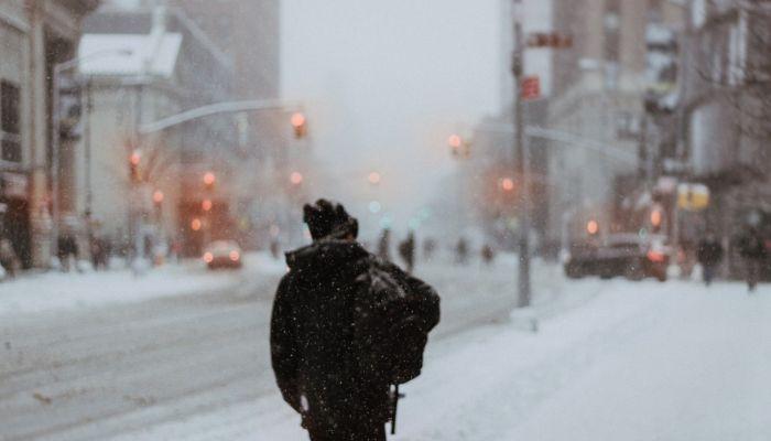 Морозы под -30 градусов вернутся в Алтайский край после снежного шторма