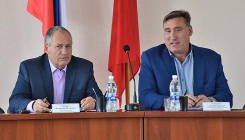 Единогласно за: глава Бийского района Владимир Трухин ушел в отставку 19 февраля