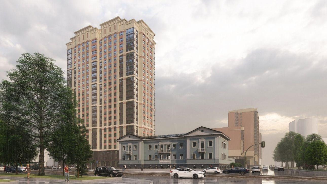 В центре Барнаула решили строить американский небоскреб с автолифтами