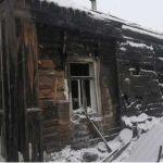 Семья известных алтайских художников Ашхаруа чудом спаслась на пожаре