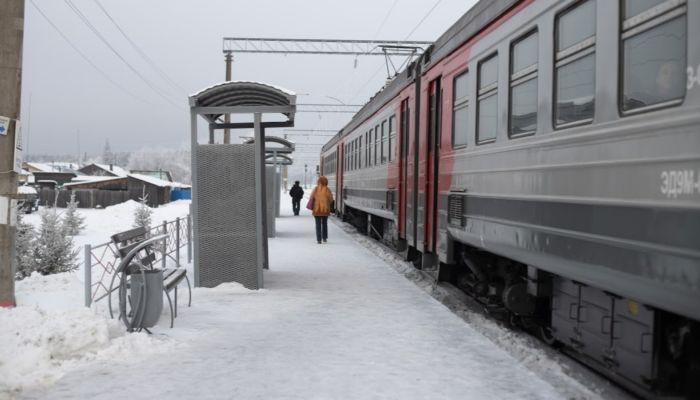 На праздники в Алтайском крае изменят расписание пригородных поездов
